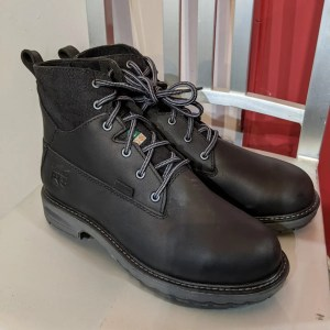 TIMBERLAND HIGHTOWER 6 PRO Leather BOOTS | 26488