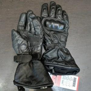UNBRANDED Armored Gauntlet Leather GLOVES | 26455