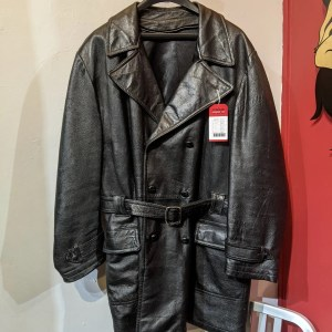 UNBRANDED Car Leather COAT   26475