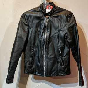 UNBRANDED Scuba Leather JACKET | 26394