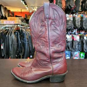 DAN POST Western Leather BOOTS   26624