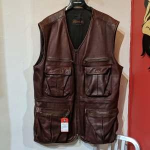 ORIGINAL LEATHER CUSTOM Leather VEST | 26608