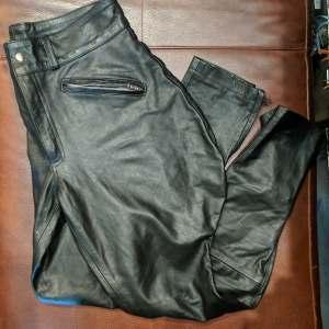 ROYALLEATH Jodhpur Leather PANTS | 26584