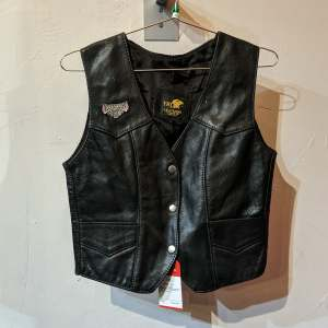 TRD Riding Leather VEST | 26575