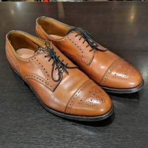 Allen Edmonds Sanford Leather SHOES | 26730