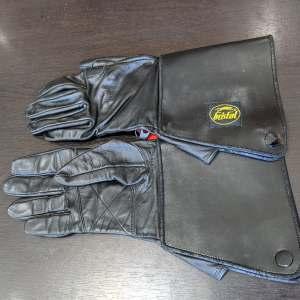 BRISTOL Gauntlet Leather GLOVES   26863