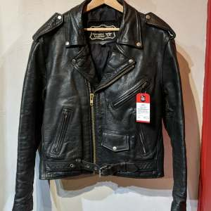 FIRST Biker Classic Leather JACKET | 26887