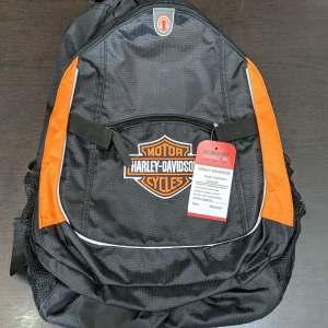 HARLEY DAVIDSON Backpack Textile BAGGAGE   26960