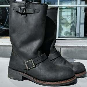 HARLEY DAVIDSON Engineer Leather BOOTS   26779