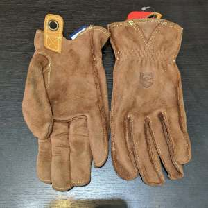 HESTRA Riding Leather (Suede) GLOVES | 26947