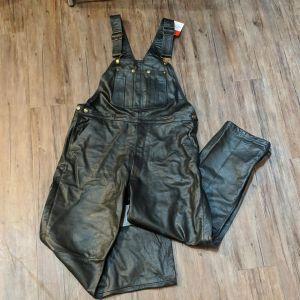 HIMALAYA Farmer-Style Leather OVERALL   27041