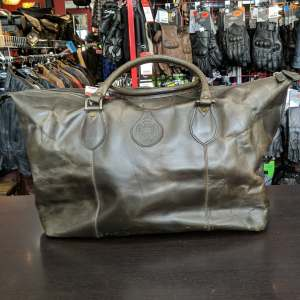 John Partridge Duffle Leather BAGGAGE   26798