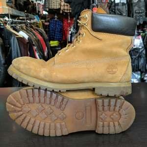 TIMBERLAND Nubuck Leather (Nubuck) BOOTS   26739