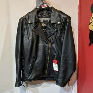 XELEMENT Riding Leather JACKET | 26979