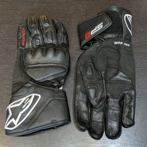 ALPINESTARS SP-8 Leather GLOVES | 27118