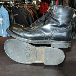 CDN MILITARY Parade Leather BOOTS   27320