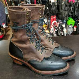 CHIPPEWA Packer Leather BOOTS   27161