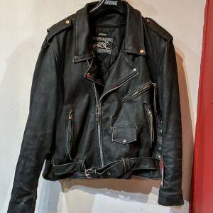 EVENT Biker Classic Leather JACKET | 27132