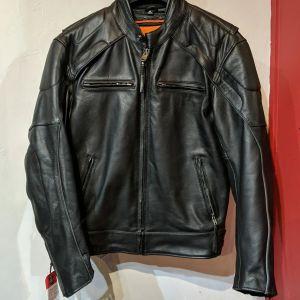 FIRST Café Racer Leather JACKET   27124
