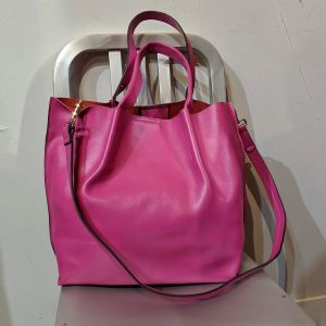 KGB Tote Leather BAGGAGE   27114