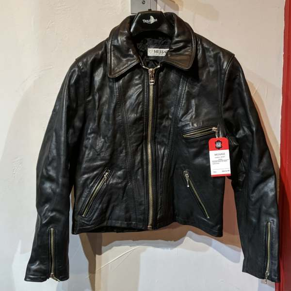 MESSAGE Riding Leather JACKET | 27147