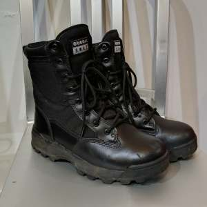 Original SWAT Duty Leather BOOTS   27165