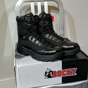 ROCKY FORT Leather BOOTS   27162