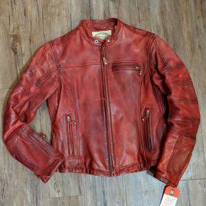ROLAND SANDS Maven Leather JACKET | 27120