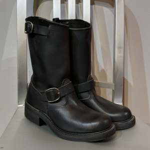 UNBRANDED Engineer Leather BOOTS   27141