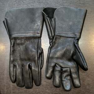 UNBRANDED Gauntlet Leather GLOVES | 27142