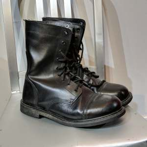 UNBRANDED Paratrooper Leather BOOTS   27295