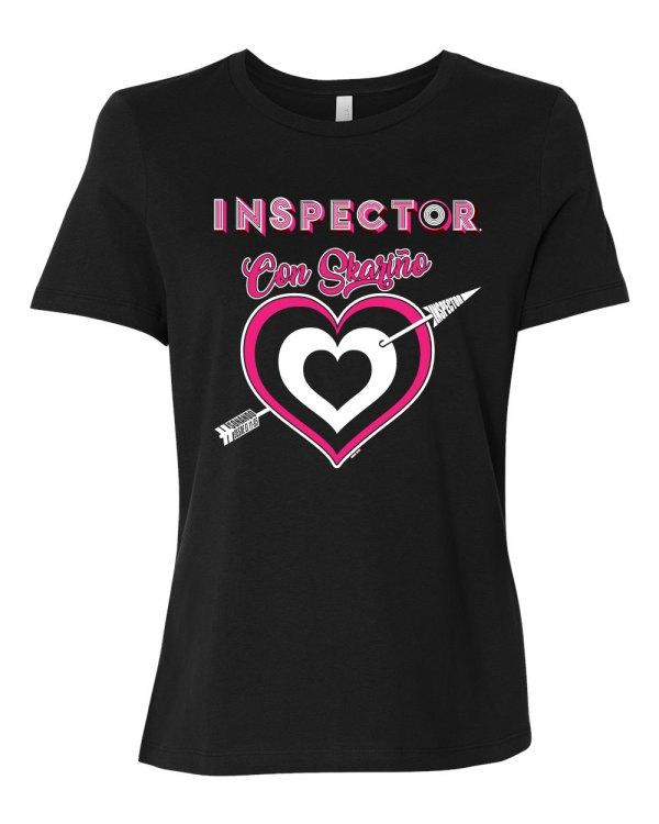 Inspector - Con Skariño women tee