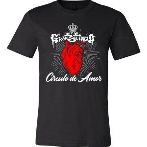 El Gran Silencio - Circulo de Amor t-shirt