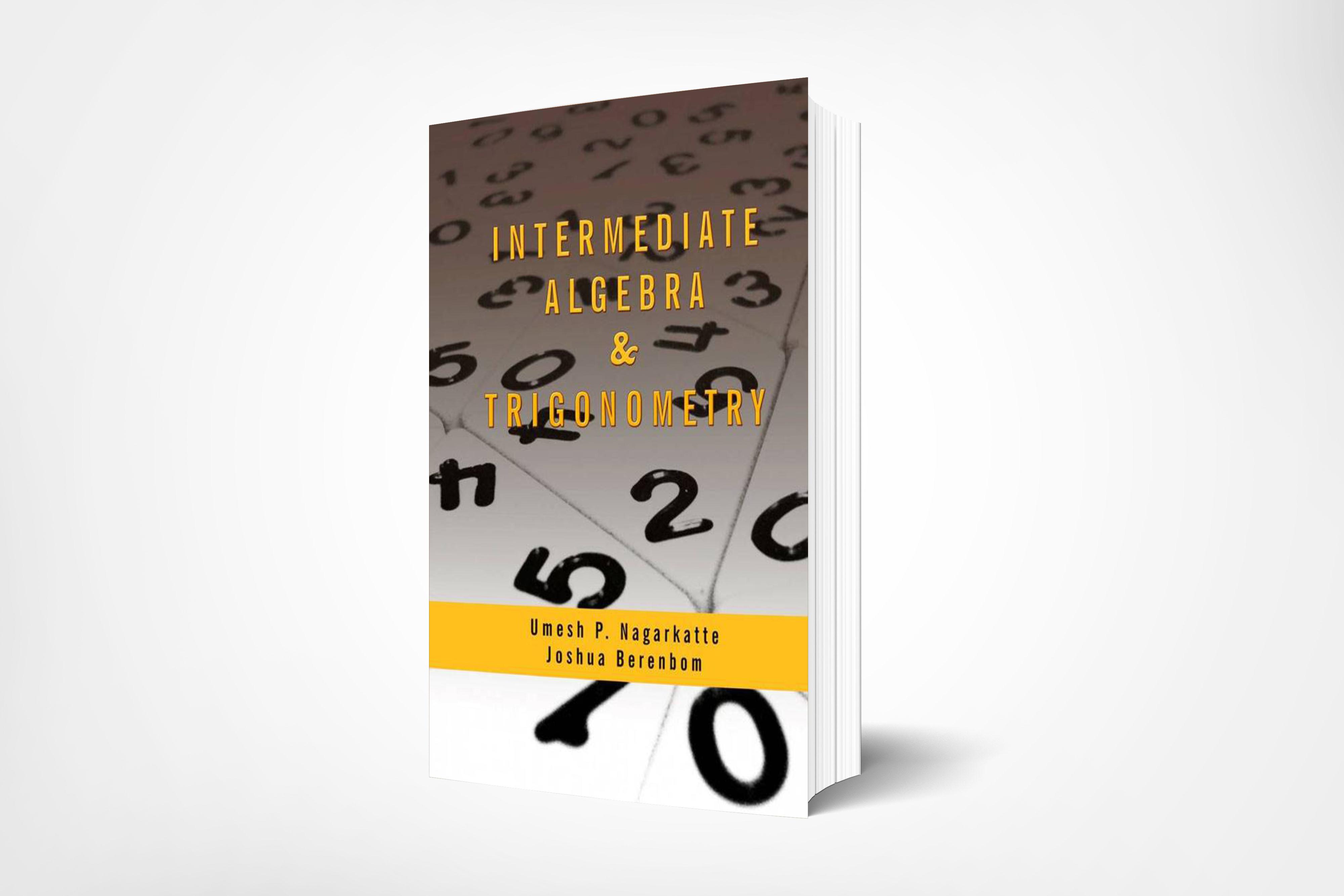 Intermediate Algebra Amp Trigonometry Book Store
