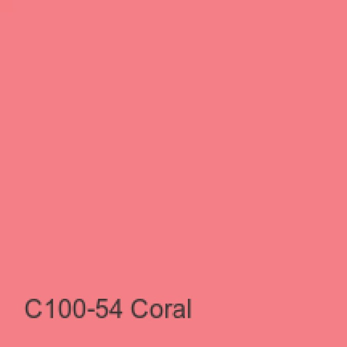 C100-54 Coral