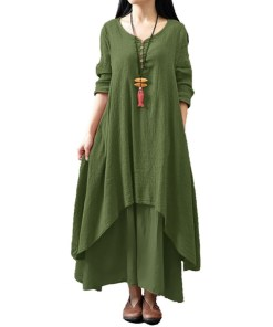 Womens Casual Boho dress