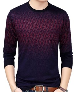 Men long sleeve sweater