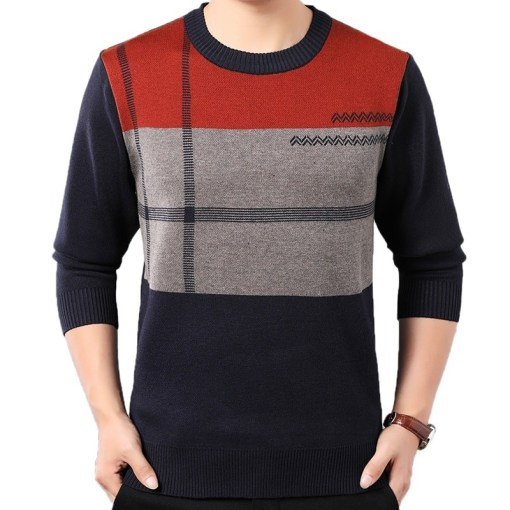 Mens Sweater Long Sleeve