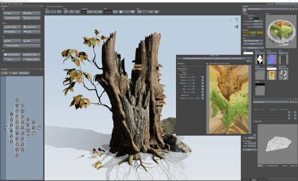 SpeedTree Cinema 8: Available Now – SpeedTree