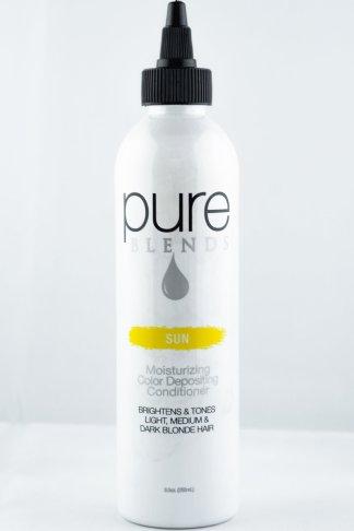 Pure Blends Hydrating Color Depositing Conditioner – Sun | Studio Trio Hair Salon