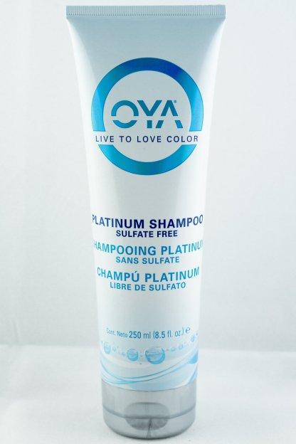 OYA Platinum Shampoo | Studio Trio Hair Salon