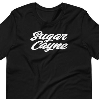 Sugar Cayne tee classy