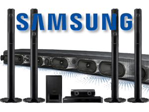 SAMSUNG Audio and Video