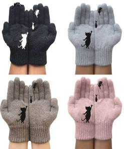 Unique Cat Themed Gloves