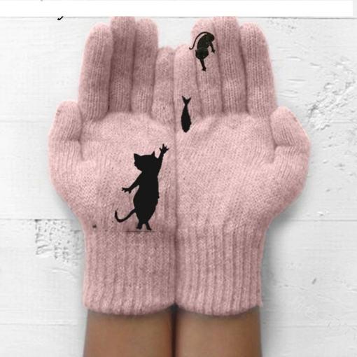 Unique Cat Themed Gloves