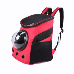 Cat Carrier Backpack Round Window Lookout