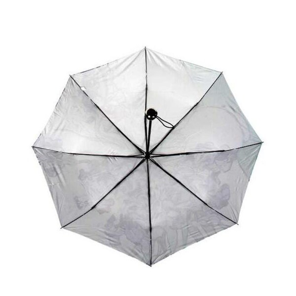 Cat-Dandelion Design Folding Umbrella