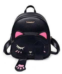 Cute Cat Face Backpack