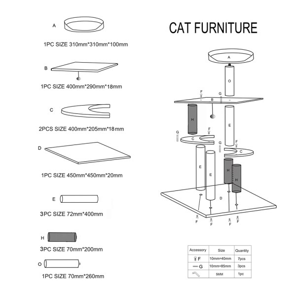 CAT TREE HOUSE SCRATCHER3
