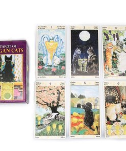 Pagan Cats Tarot Card Deck